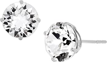 3c6198196 Crystaluxe 7 mm Stud Earrings with Swarovski Crystals only $23.00 ...