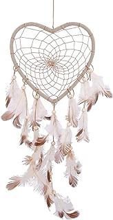 1 Pack Feathers Beads Dream Catcher DIY Ornament Mini Arts Craft Rainbow Owl Hanging Nursery Bedding Room Imperial Popular Dreamcatcher Girls Bedroom Decor Large Yin Yang Car Wall Catchers Kit