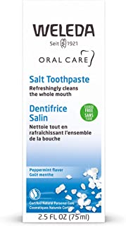Weleda: Natural Salt Toothpaste, 2.5 oz