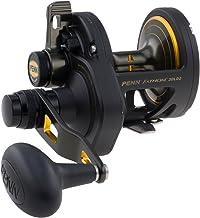 Penn 1292935 Fathom 60L Lever 2-Speed Lever Drag Fishing Reel
