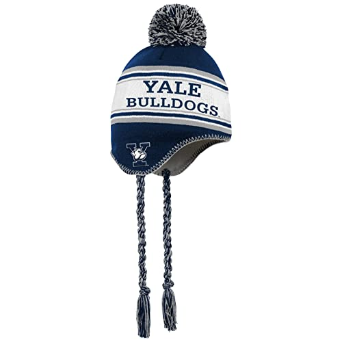 a81bd9d00eb Outerstuff NCAA Boys Tassel Knit with Pom Hat