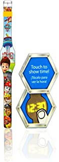 Paw Patrol LED Digital Watch,Touch To Show Time, Official Licensed