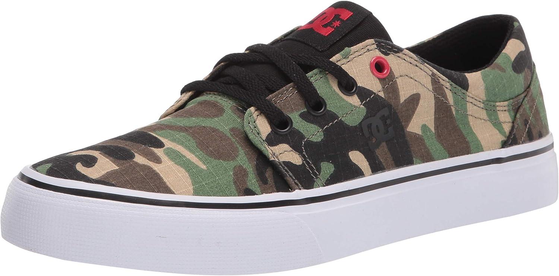 DC Unisex-Child Trase Skate Shoe