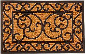 Esschert Design Rubber Doormat with Coir