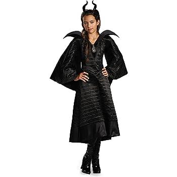 Disney Disfraz Mal�fica Pel�cula Bautizo Negro Vestidos de Novia ...