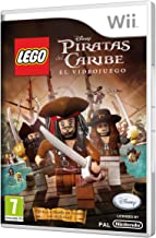 Wii Lego Piratas del Caribe