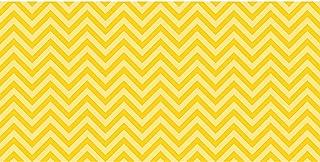 Fadeless PAC55805 Bulletin Board Art Paper, Chic Chevron-Yellow, 48