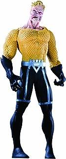 DC Direct Blackest Night: Series 3: Black Lantern Aquaman Action Figure