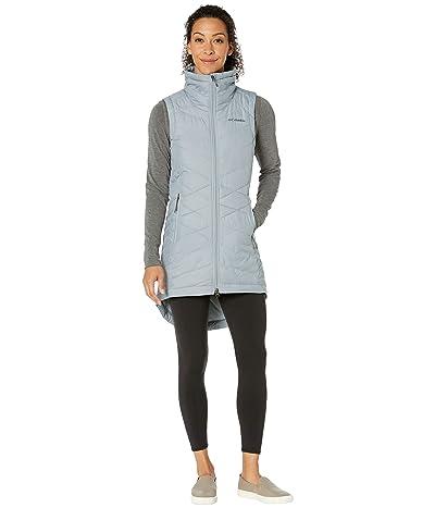 Columbia Heavenlytm Long Vest (Tradewinds Grey) Women