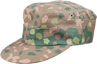 Heerpoint Reproduction Wwii Ww2 German Elite Dot 44 Camo Field Cap Hat Baseball Caps