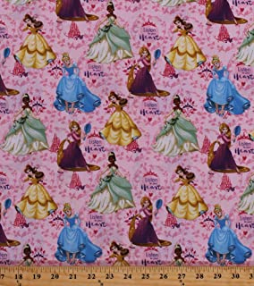 Best disney princess tiana fabric Reviews