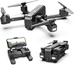 Holy Stone HS270 GPS 2.7K Drone with FHD FPV Camera Live Video for Adults, Portable Selfie Quadcopter for Beginners with A...