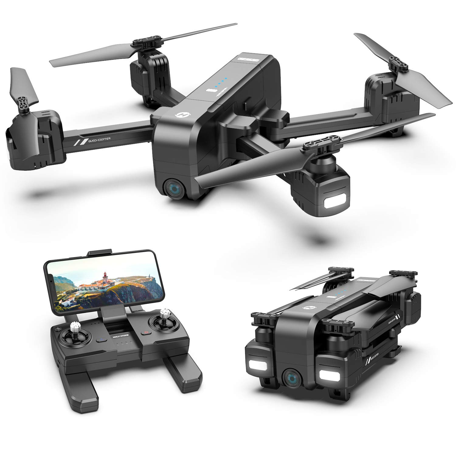 Holy Stone Portable Quadcopter Beginners