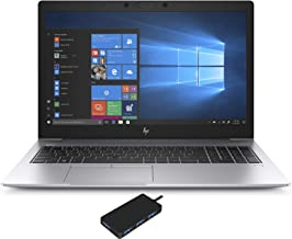 "HP EliteBook 850 G6 Laptop (Intel i7-8565U 4-Core, 32GB RAM, 1TB m.2 SATA SSD, Intel UHD 620, 15.6"" Full HD (1920x1080), F..."