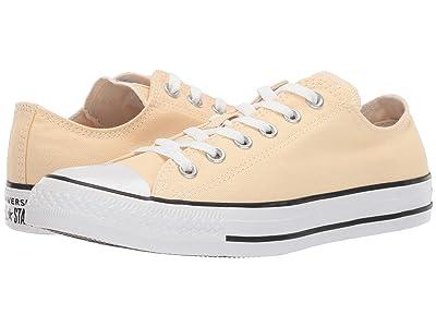 Converse Chuck Taylor All Star Seasonal Ox (Pale Vanilla) Athletic Shoes