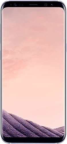 Samsung Galaxy S8+ G955U 64GB Unlocked GSM U.S. Version Phone w/ 12MP Camera - Orchid Gray