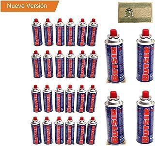 28 Cartucho Gas Butsir Cartucho de Gas Butano B-250 Envio 24