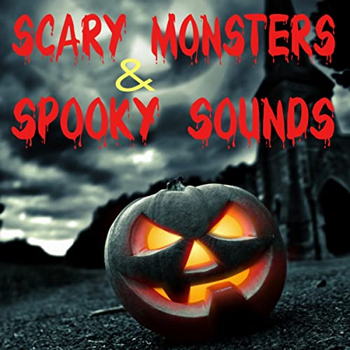 Halloween Geluiden Downloaden.Scary Monsters And Spooky Sounds Horror Music And Creepy