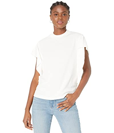 Madewell (Re)sourced Cotton Flutter Sleeve Tee