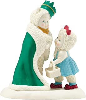 Department 56 Snowbabies Guest Collection Wizard of Oz King of the Forest Figurine, 4.06 inch