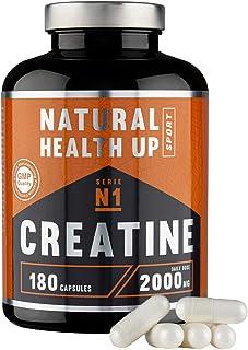 Creatina monohidratada para aumentar la masa muscular y el rendimiento