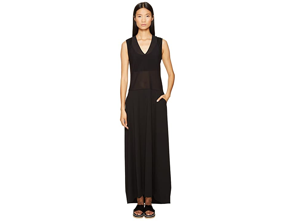 adidas Y-3 by Yohji Yamamoto Elegant Dress (Black) Women