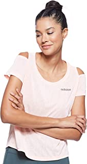 adidas Women's Women Xpressive Cut Out T-Shirt