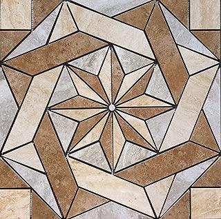Best floor mosaic medallions Reviews