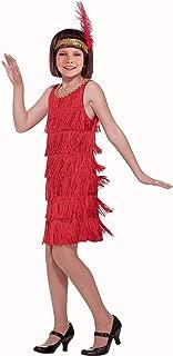 Forum Novelties 20's Flapper Child Costume, Medium