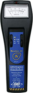 Radiation Alert MONITOR4EC Energy Compensated Analog-Based Ionizing Radiation Detector