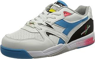 Diadora Men's LYFD~175729-20006 Running Shoe, Mehrfarbig, 4 UK