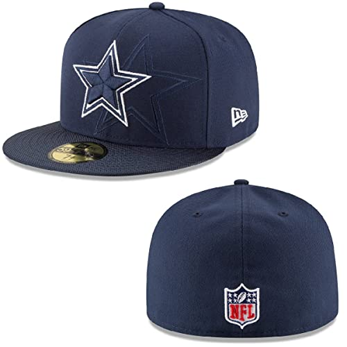 0ef0c8014 Dallas Cowboys New Era On-Field Sideline 59FIFTY Fitted Hat   Cap