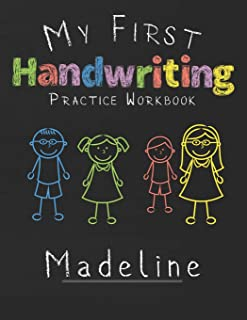 madeline in cursive