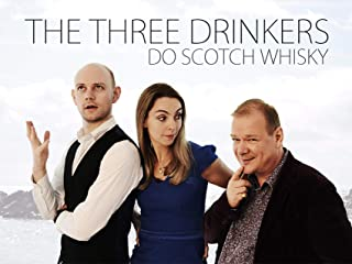 The Three Drinkers Do Scotch Whisky