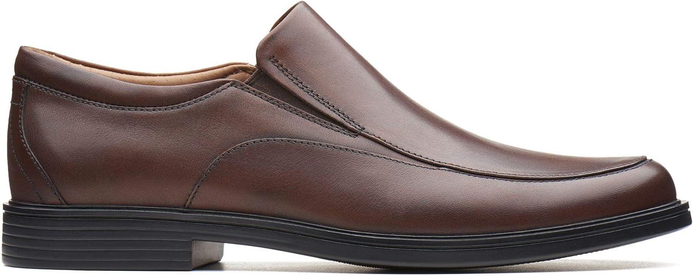 Clarks Un Aldric Walk Wide Fit Mens Slip On shoes