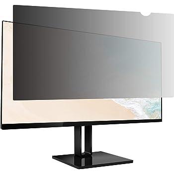 AmazonBasics Privacy Screen Filter - 23-Inch Widescreen Monitor (16:9)