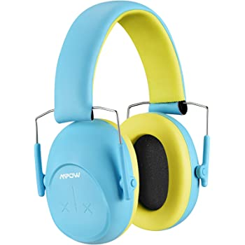 Mpow HP132A Kids Ear Protection Safety Ear Muffs, 26dB NRR Noise Reduction  Earmuffs, Adjustable Hearing Protectors for Gun Range, Monster Truck,  Concerts, Fireworks, for Toddlers Kids Children Teens - - Amazon.com