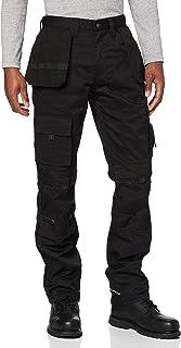 Apache Men's Holster Polycotton Holster Trouser, Black, 32W x 33L