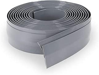 raised floor edge trim