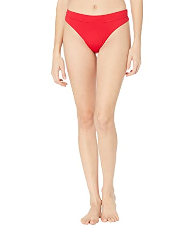 Billabong Sol Searcher Maui Rider Bikini Bottoms (Ruby) Women