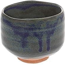 Kotobuki Japanese Matcha Chawan Tea Bowl, One Size, Black