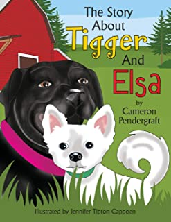The Story About Tigger and Elsa