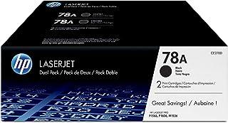 Best HP 78A | CE278D | 2 Toner Cartridges | Black Review