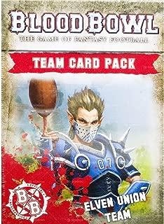 Elven Team Card Pack SW