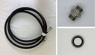 ORWAK圧縮減容機 【3420 油圧ホースセットL (385cm)】