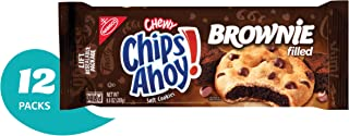 Chips Ahoy! Chocolate Chip Chewy Gooey Brownie, 9.5 Ounce (Pack of 12)