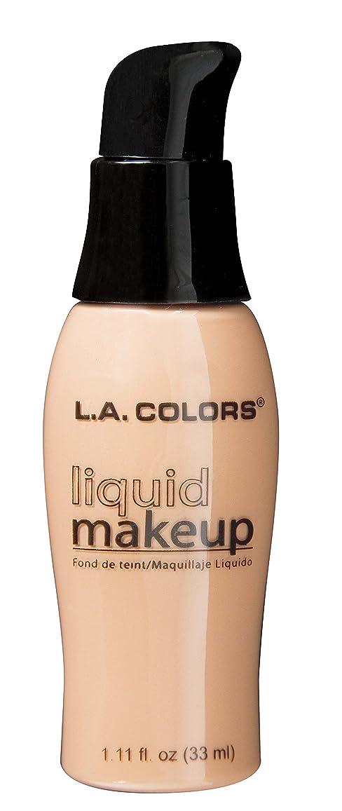 好みブラスト衛星LA COLORS Liquid Makeup Natural (並行輸入品)