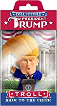 Juvarick Collectible President Donald Trump Troll Dolls - Hair to The Chief Bundle Collectible President Donald Trump Trol...