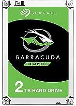 """SEAGATE ST2000DM008 BARRACUDA - Unità disco interna, 2 TB, Velocità di rotazione 7200 giri/min, SATA da 6 Gbit/s, 3,5"""""""
