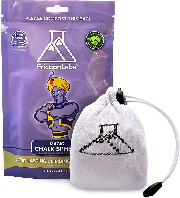 FrictionLabs Magic Reusable Chalk Sphere